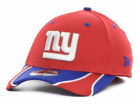 New York Giants New Era 39THIRTY Viza Slide NFL Team Logo Football Cap Hat