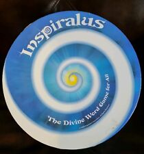 INSPIRALUS - THE DIVINE WORD GAME FOR ALL - EXTRAORDINARY & MAGICAL GAME