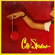 """CAT  STEVENS """"ISITSO"""" PREMIUM QUALITY USED LP (NM/EX)"""