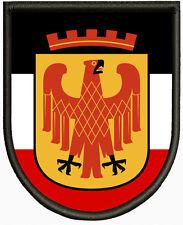 Wappen von Potsdam, Aufnäher ,Pin, Aufbügler