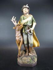 Heiliger Hubertus Schutzpatron der Jagd 30 cm  Poly Figur NEU