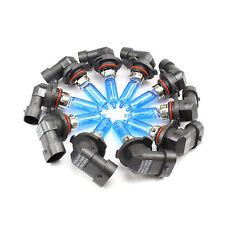 10 X Piezas HB3 100W Xenon Óptica Blancas Luz Su Coches 9005 Top Super Claro