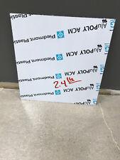 125 Aluminum Composite Sheet Alupoly 155 X 48