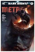 Dark Nights Metal #5 Mattina Color 1/3000 NM 9.4 Unread
