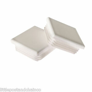 51mm Plastic Temporary/Perm Post Replacement Cap x 1 (for our temporary posts)