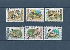 Togo  faune oiseaux     de 1999    num: 1688BN/88BT   oblitéré