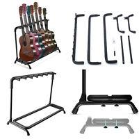Guitar Stand 3/7/9 Holder Multiple Folding Rack Guitar Stand Storage Organizer