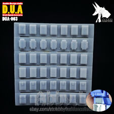 for MG RE 1/100 HG RG 1/144 Gundam Model Plastic Details up Parts Anubis DUA003