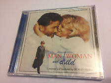 MAN, WOMAN AND CHILD (Georges Delerue) OOP Ltd Soundtrack Score OST CD SEALED