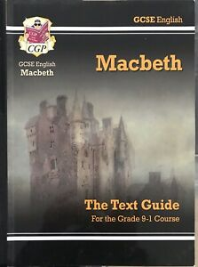 GCSE ENGLISH MACBETH