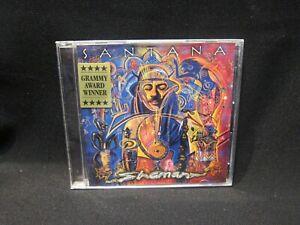Santana - Shaman - EX - NEW CASE!!!