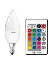 OSRAM LED Star Kerzen Lampe E14 4 5w 25w Farbwechsel Fernbedienung Dimmbar