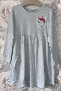 Girls Age 4-5 Years - TU Sainsburys Long Sleeved Dress