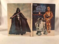 1978 Star Wars Story Book Full Color Photographs Original Movie Hardcover