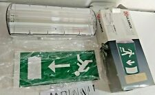 Glamox GEF 108-E3/ST W/3 S -Single M/NM 230V 50HZ - 988812310 - Emergency Light