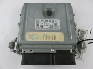 Mercedes Benz C300 Engine Brain Box Control Module ECU ECM OEM 15 17 A2749000800