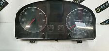 VW Touran Speedo Clocks Instrument Cluster VDO