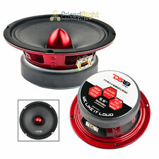 "DS18 6.5"" Mid Range High Speaker 500 Watts Max Power 8 Ohm PRO-HB6EDGE"