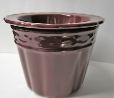 Celebrate Home Stoneware, Cool Dip, Berry - 2 pieces