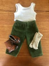 American Girl Doll - Corduroy Outfit