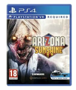 Arizona Sunshine (PS4) Mint Same Day Dispatch 1st Class Super Fast Delivery Free