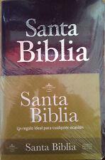 NUEVA - Biblia Reina Valera 1960  Ultrafina Imitación Piel - Color Morado - #27