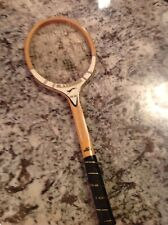 Vintage SLAZENGER Panther Wooden Tennis Racket Raquet 27 Inches 4 5/8 M 1706