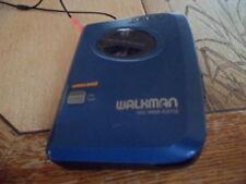 Walkman Sony WM EX 112 Blau Blue