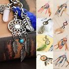Vintage Dream Catcher Feather Keyring Key Chain Ring Keychain Bag Pendant Charm