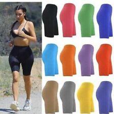 Cycling Shorts Cotton Lycra Hot Leggings Casual Sports Active Ladies Women Girl