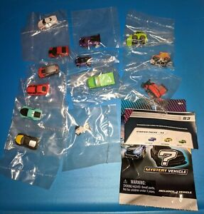 2021 Micro Machines Series 3 blind bags lot of 13 different