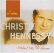 CHRISTIE HENNESSY - THE DEFINITIVE: CD ALBUM (2003)
