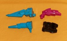 original G1 Transformers PIRANACON PARTS WEAPONS LOT 27 Overbite Skalor Tentakil