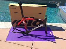 CERVELO S2 CARBON AERO ROAD BIKE FRAME SET Aero Pro CARBON FORK 61 CM New in Box
