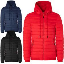 Chaqueta hombre TWIG Ultralight Cruise Jacket L290 abrigo acolchado capucha