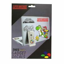 Super Nintendo Gadget Decals 17 Paladone Products Album Amp Stickers