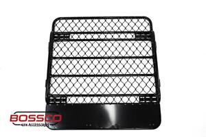 Aluminium Roof Tradesman / Roof Basket (Side Fenders) suitable for Ute