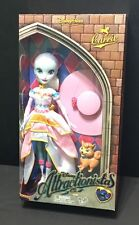 """NEW 2015 Disney Parks Attractionistas Carrie Carrousel with Cat 12"""" Doll"""