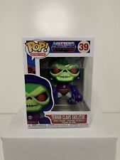 Funko Pop! Masters of The Universe- Terror Claws Skeletor #39 w/ Protector MINT