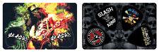 BOGO Special Slash Guns-N-Roses PikCard Custom Guitar Picks (4 picks per card)