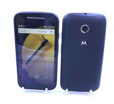 Motorola Moto E2 8GB- Black/White/Blue ( Verizon/ AT&T/Sprint) Exceptional/Good