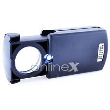 Lupa Led 30x 30x21mm para Monedas a955