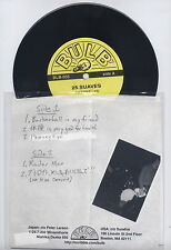 """25 Suaves """"Chinese Students Study Abroad"""" 45rpm Single Bulb Records RARE"""