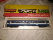 Schicht 426/77 VEB Modellbahnwagen Dresden. DDR Carriage. HO Scale train, NOS