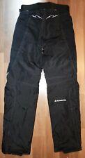IXON Sportswear Luna Ladies Black Waterproof Trousers Pants Size US4