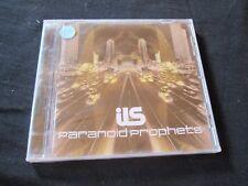 ILS Paranoid Prophets CD SEALED! IDM ELECTRO BREAKBEAT