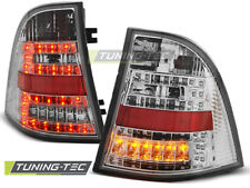 Mercedes Benz W163 M ML Klasse LED Rückleuchten Heckleuchten Chrom-klar Bj.98-05