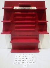 Danbury Mint Peanuts Snoopy Perpetual Calendar Holder Stand
