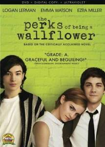 The Perks of Being a Wallflower - DVD - VERY GOOD