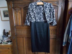 Vintage Berketex dress and jacket size 12 good condition